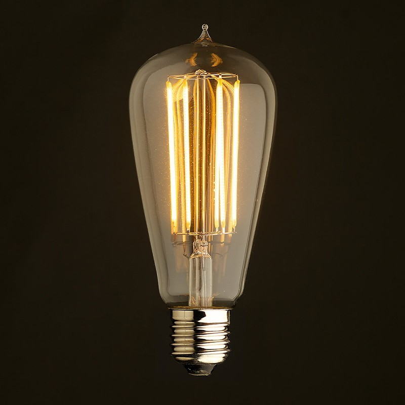 glow of edison bulbs provides ambient lighting akin to candle light. Black Bedroom Furniture Sets. Home Design Ideas