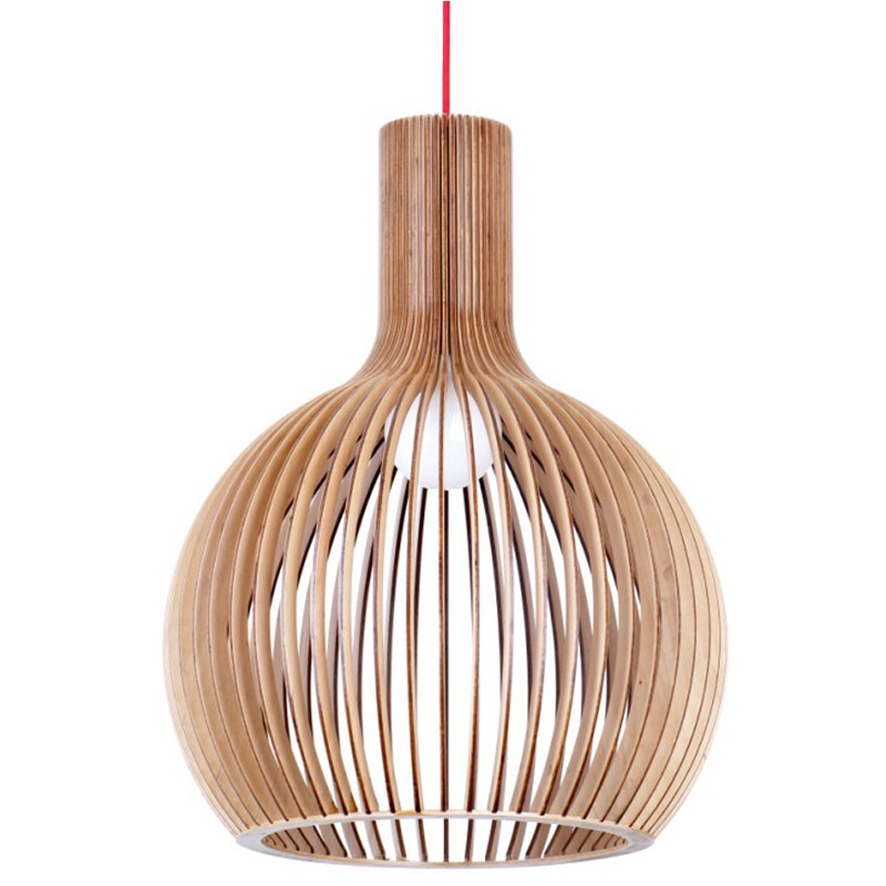 Wooden pendant light for How to make a wooden pendant