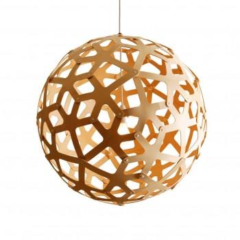 Contemporary Wooden Pendant