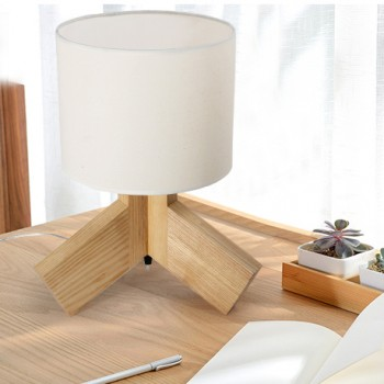Wooden Table Light