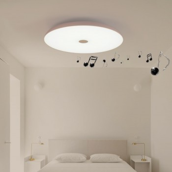 Smart Bluetooth Music LED Ceiling Light