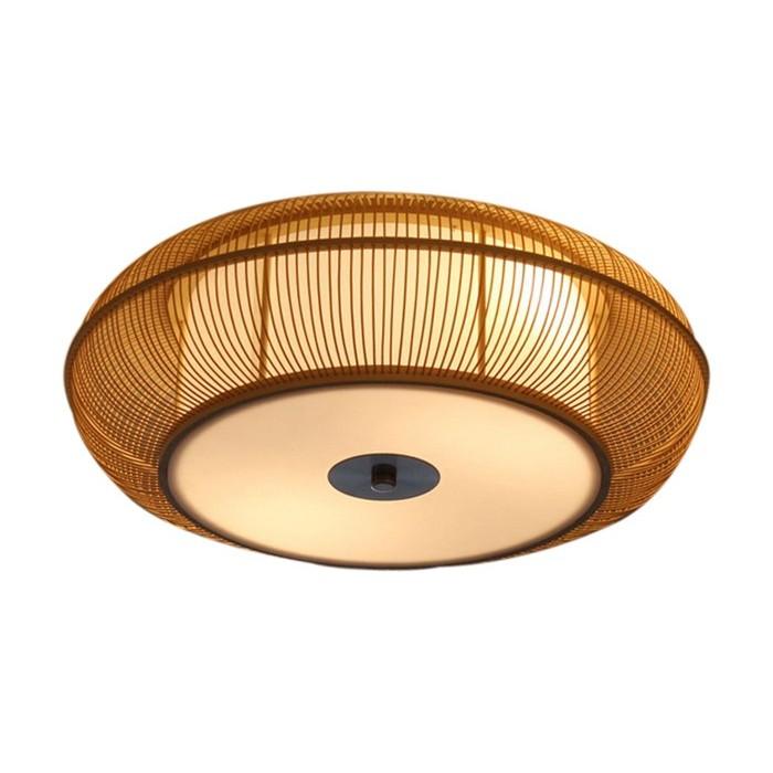 Bamboo ceiling light ceiling light aloadofball Images