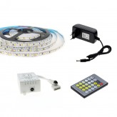 36W Triple Color LED Flexible Strip with Driver
