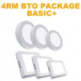 4 Room Package Basic+