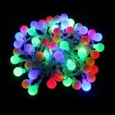 10M Christmas Ball Lights