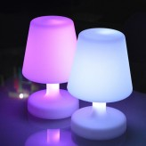 Multiple Color LED Table Light
