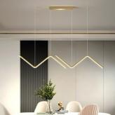 Tricolor LED Pendant Lights