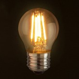 3W LED Dimmable Edison Bulb