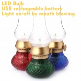Blow Control LED Night Light