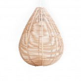 Rattan Pendant Light