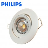 5W Dimmable LED Spot Lights (Philip Replaceable MR16)