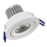9W Tilt Down Light (Dimmable)