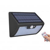 6W Solar Wall light