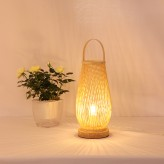 Bamboo Table Light