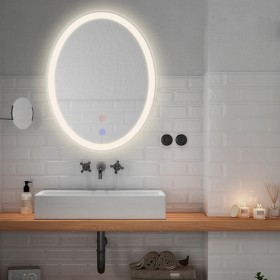 Smart LED Bathroom Mirror